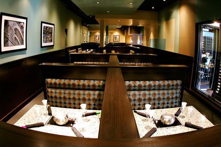 Arlington, TX Fondue Dining Room