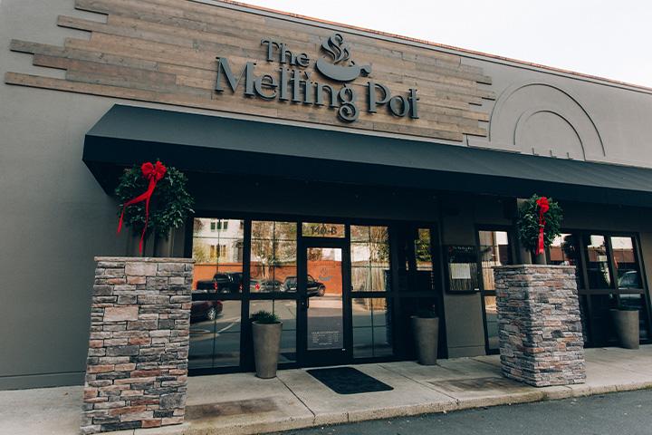 The Charlotte, NC Melting Pot