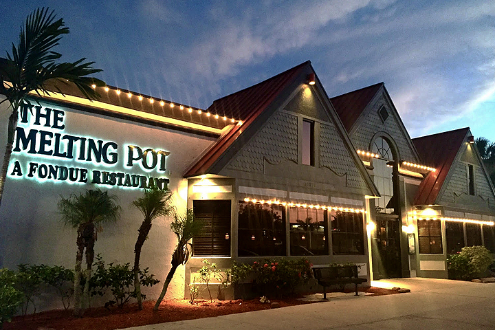 The Coral Springs, Florida Melting Pot