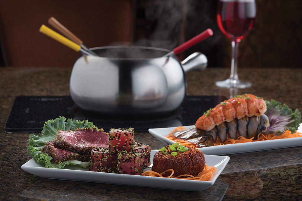 Special Occasions At The Melting Pot Durham Nc Fine Dining In