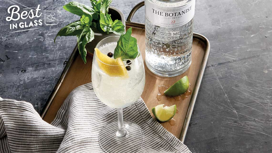 The Melting Pot's Gin & Tonic