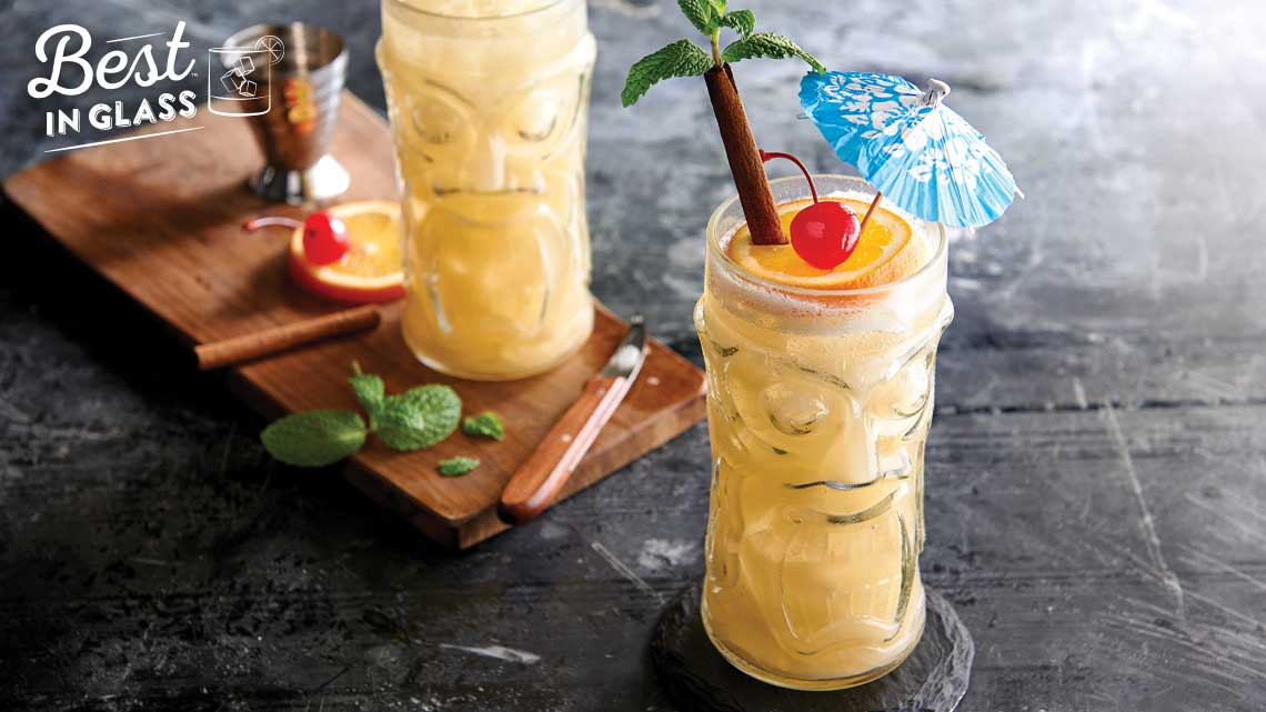 The Melting Pot's Authentic Mai Tai