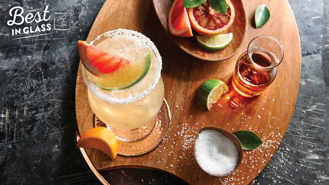 The Melting Pot's Freshly-Picked Margarita