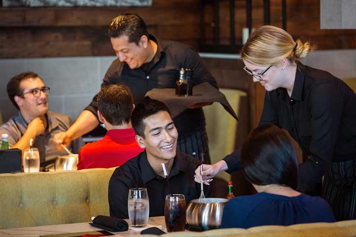 El Paso Guests Servers