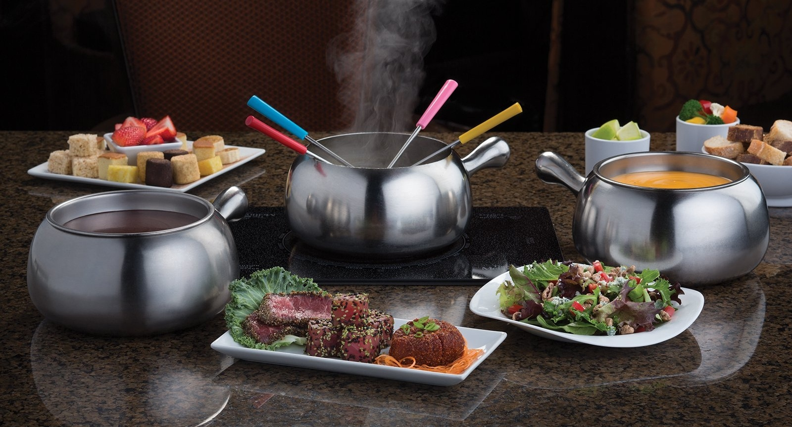 Fondue from The Melting Pot