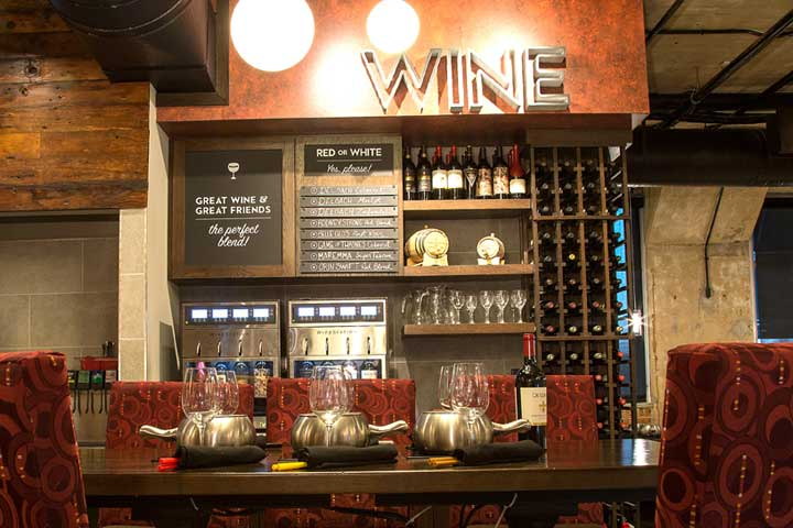 Red Bank Wine Station