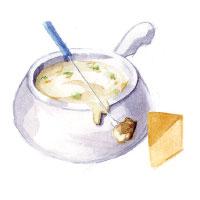 The Melting Pot | Cheese Fondue | Monterey Alpine