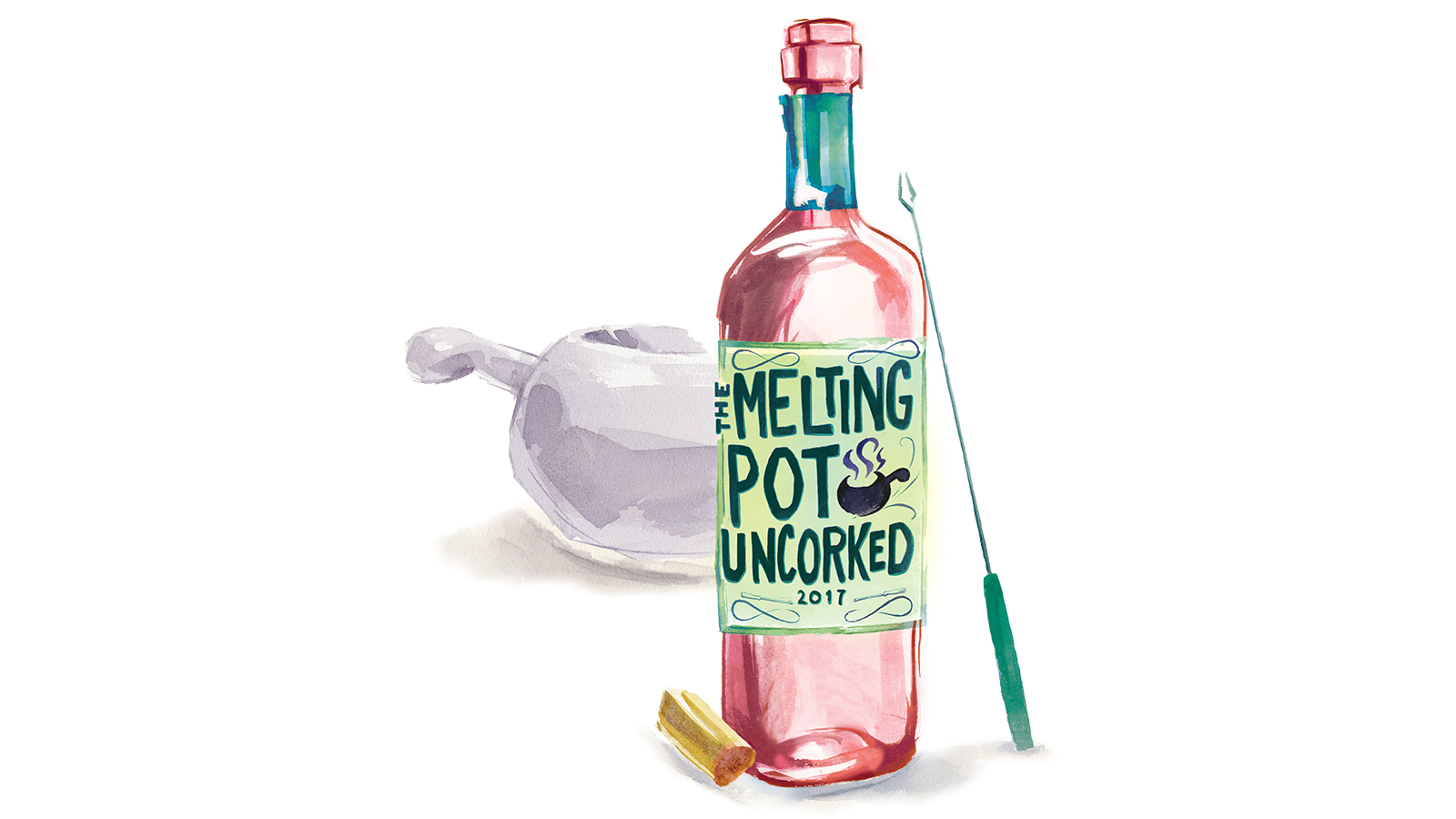 The Melting Pot: Uncorked 2017