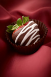 Milk Chocolate Covered Strawberry