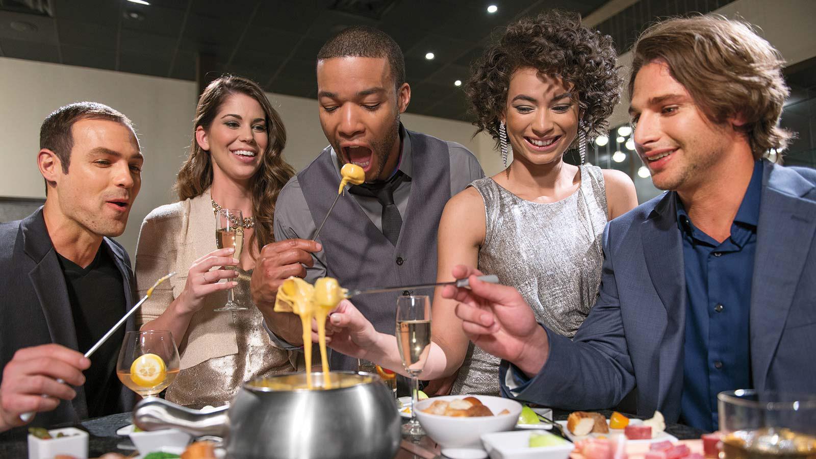 Melting Pot Greenville Fine Dining Fondue Restaurants In