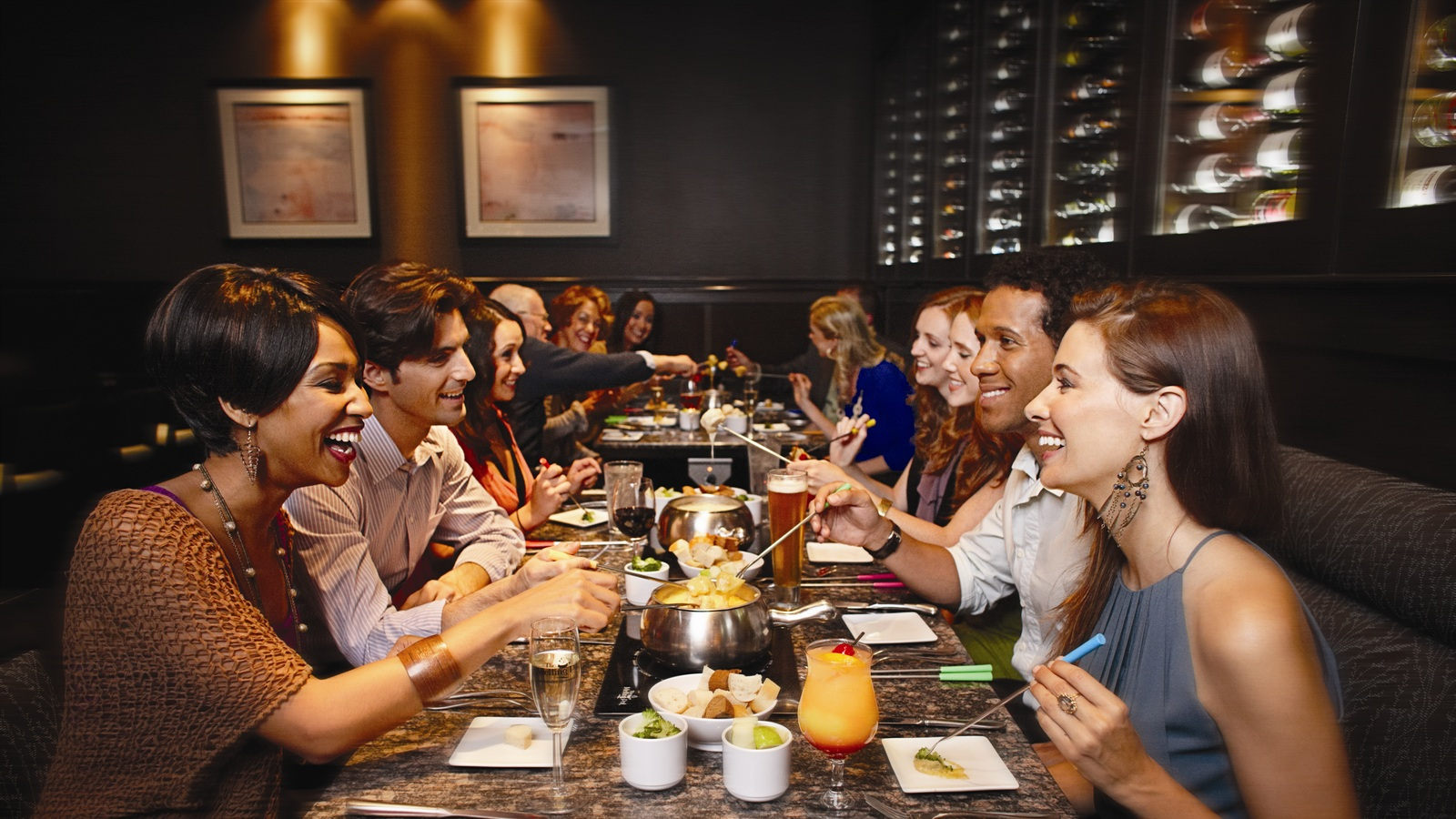 Party Venue At Melting Pot Jacksonville Florida Create