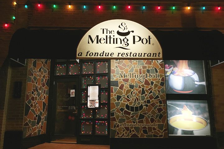 Melting Pot in Kansas City fine dining and fondue