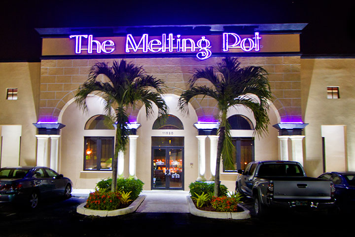 The Melting Pot of Miami, FL