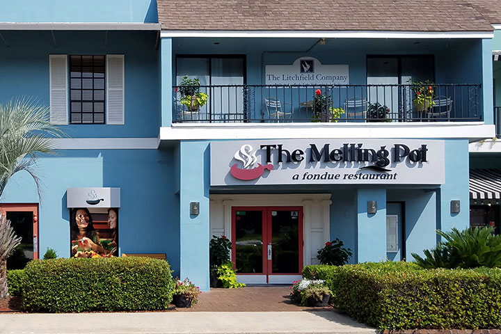 The myrtle beach, sc Melting Pot