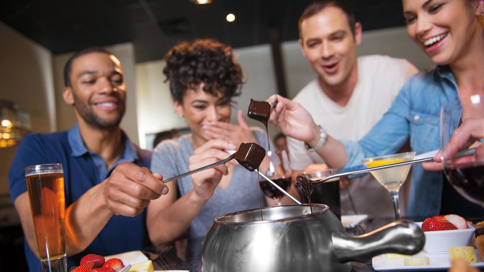 Create Your Night at the Raleigh North Carolina Melting Pot