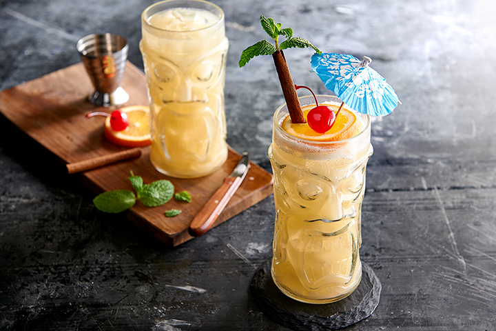 Authentic Mai Tai
