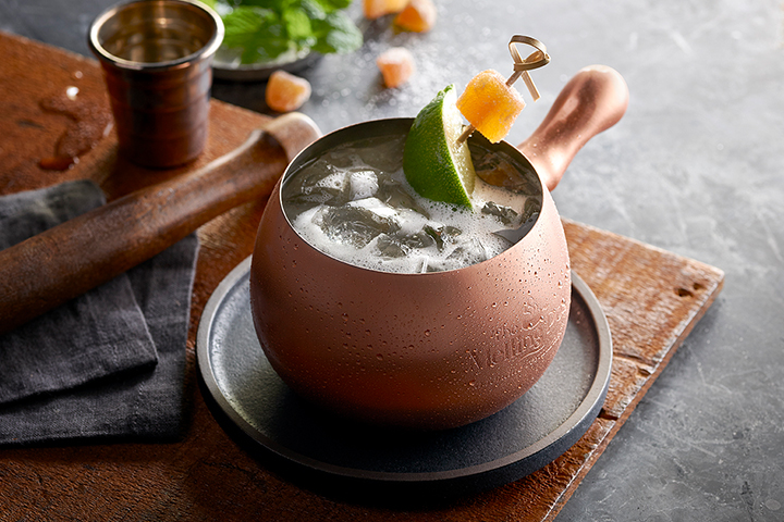 The Melting Pot Mule
