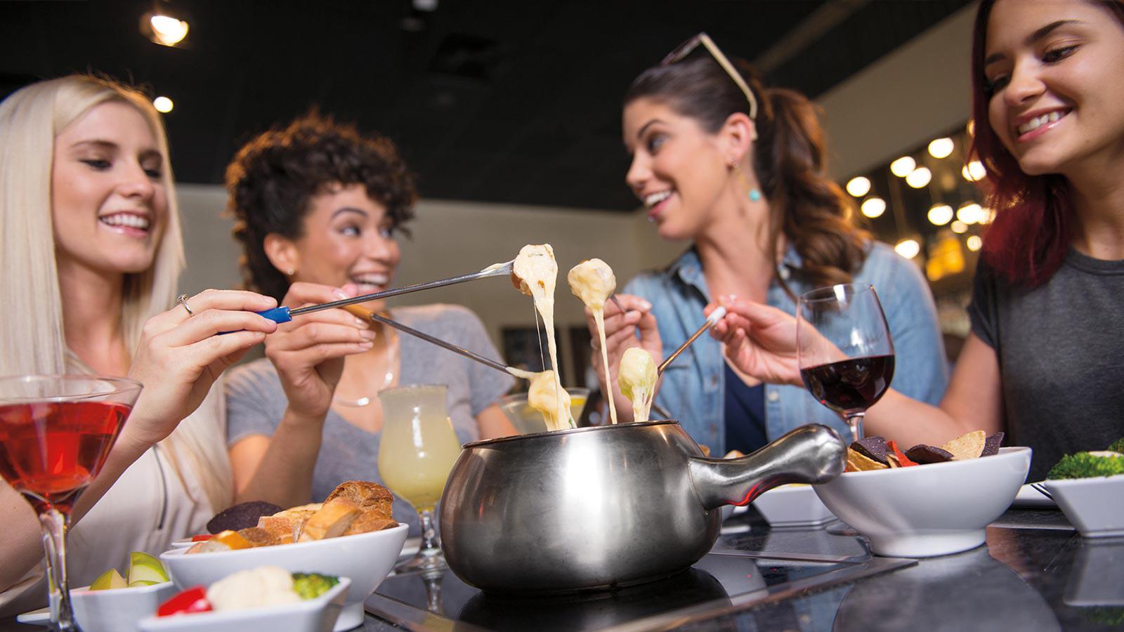 Melting Pot San Antonio Fine Fondue Restaurants In San