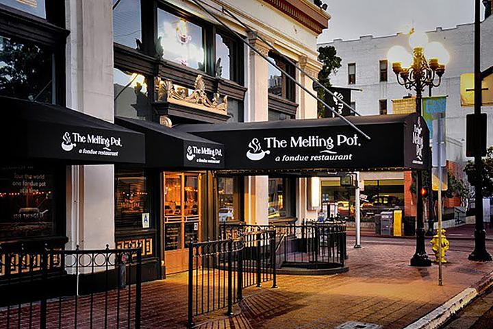 Melting Pot San Diego - Gaslamp - Fine Dining Fondue ...