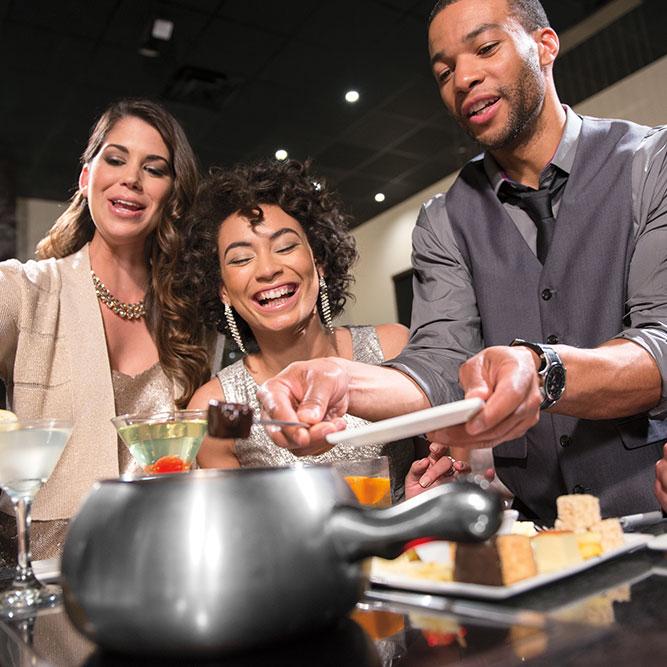 Melting Pot Spokane Fine Dining Fondue Restaurants In